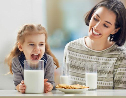 每天给宝宝一个微笑