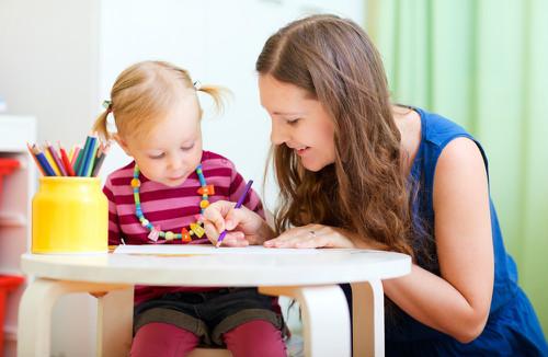 宝宝要想视力好 孕早期是关键