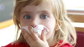 天气转凉 宝宝惹上流感怎么办?