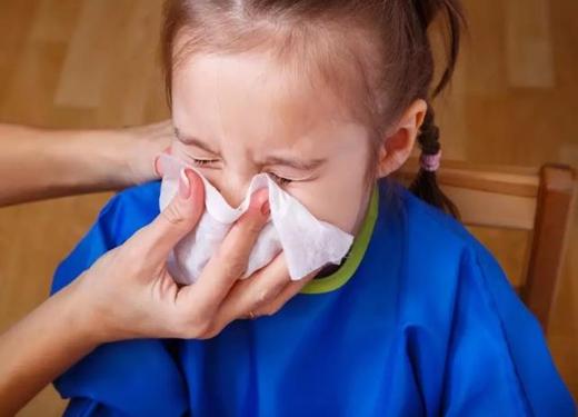 孩子患鼻窦炎,用中医疗法竟然这么快就好了