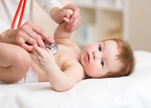 宝宝积食发烧吃什么药