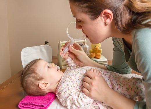 宝宝发烧肚子胀怎么办