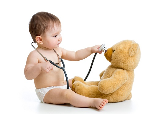 小孩吃多了会发烧吗