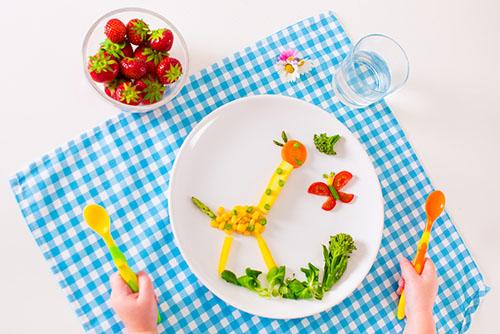 儿童营养早餐