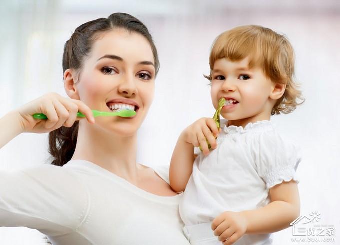 让宝宝学会保护牙齿的方法