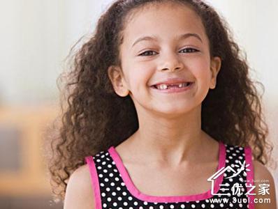 小孩换牙头骨正面结构图