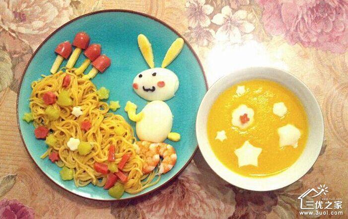 儿童营养早餐食谱