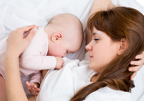 宝宝睡觉翻来覆去不能睡踏实怎么办
