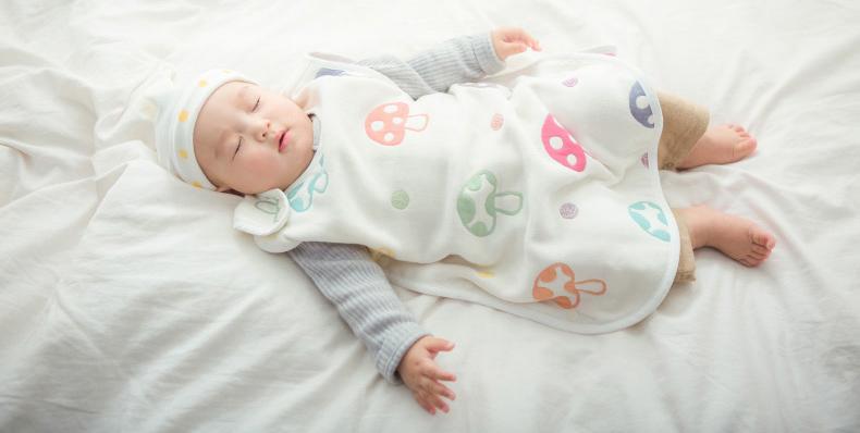 宝宝如何挑选睡袋?看完这篇你就懂了!