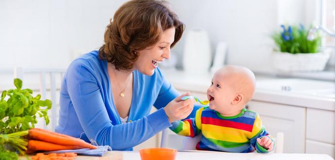 选好餐椅,让宝宝爱上吃饭
