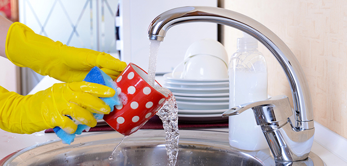 一瓶省心健康的洗洁精,用了之后手霜都少用了!