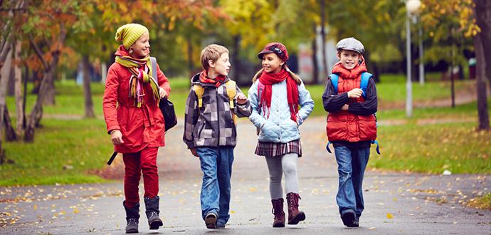湿冷天气必备,孩子上学不要冻着了!