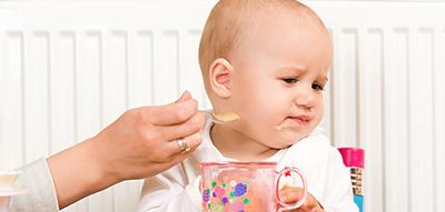 宝宝挑食或食欲不振,怎么办?