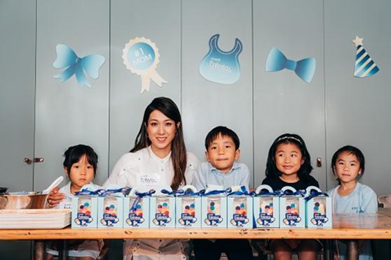 美贊臣Enfinitas奶粉倡導新式育兒觀 鼓勵孩子發揮天資