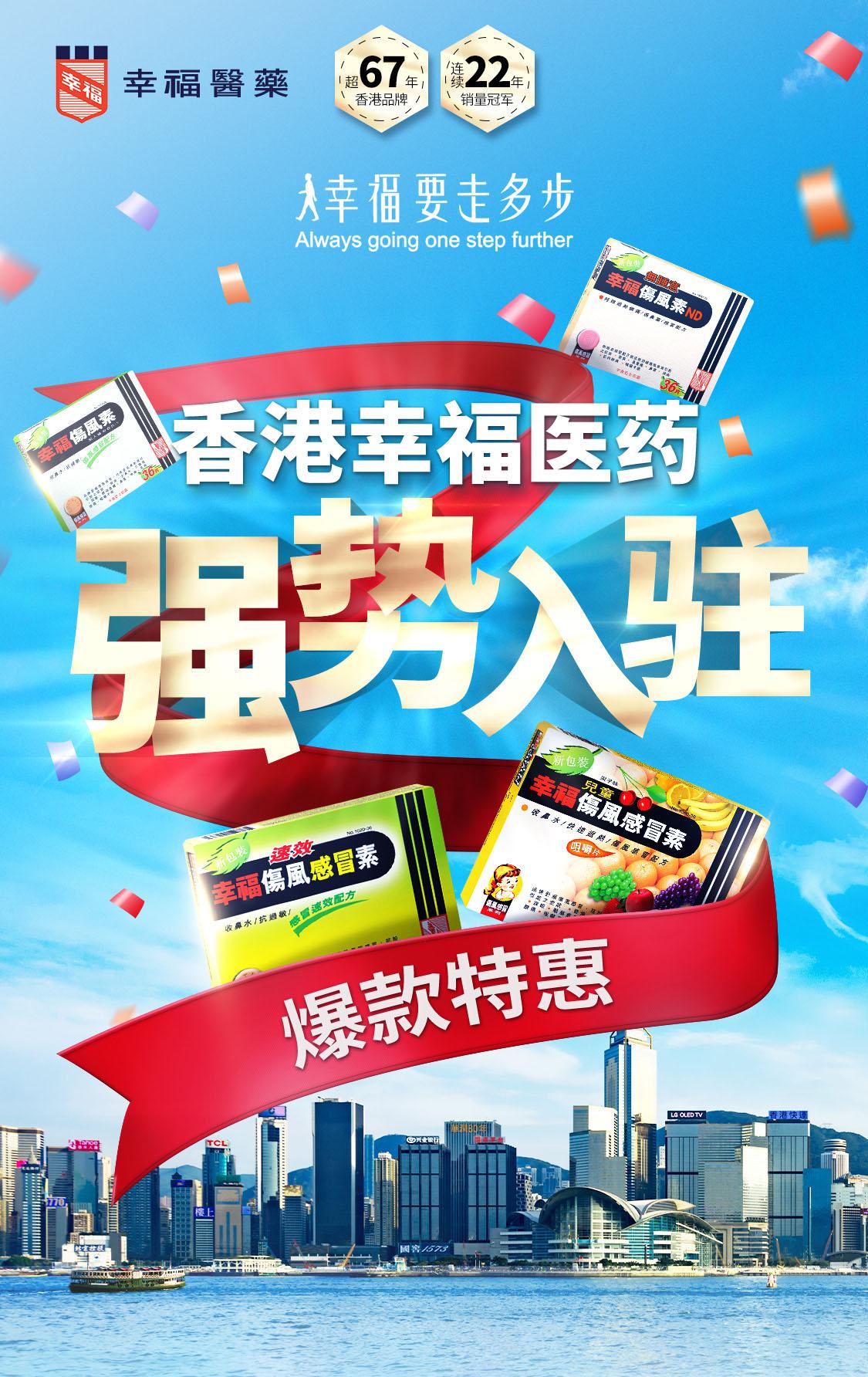 喜报!香港幸福医药&京东国际建立战略合作关系!