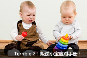 Terrible 2!叛逆小宝应对手册!