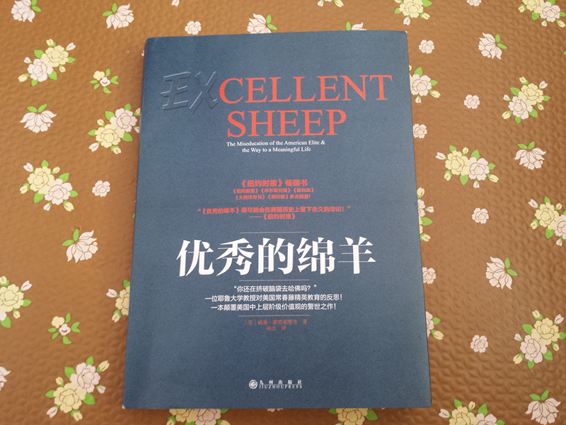 【优质的绵羊试读报告】+对教育的反思