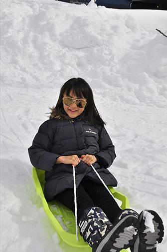 最美丽的滑雪之旅
