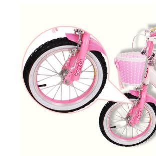 贝嘉琦 儿童自行车 14寸A款