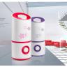 全网最低价 静音加湿器 空调房/办公室/家用 浅红色