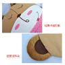 熊宝宝卡通儿童枕 高弹珍珠棉枕芯(两色可选)