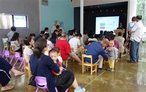 【唐尼翰博】大型健康育儿公益讲座,完满结束!