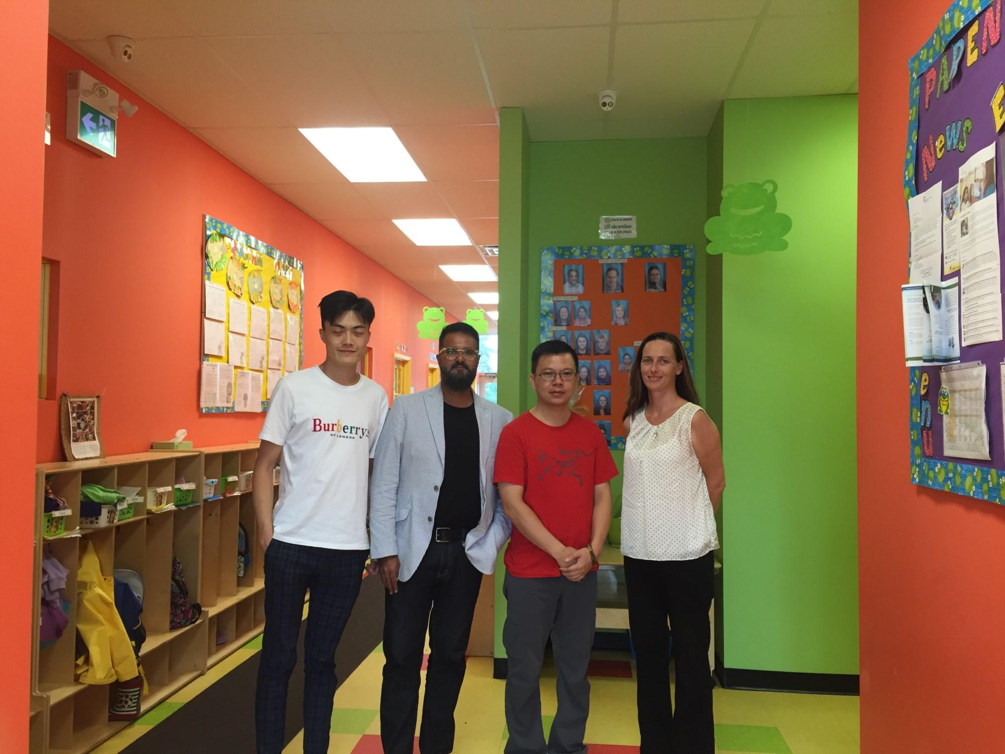 【唐尼加拿大总部考察】深度战略合作引进国外优势教育资源,共享唐尼品牌价值!