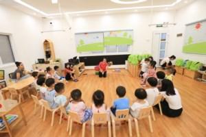 幼托行业引领者!唐尼翰博被选为广州越秀区公益婴幼儿托管服务试点机构