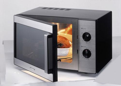 微波炉的加热速度变慢?不要忽视常规的微波炉清洁和去污功能!