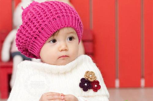 宝宝 壁纸 孩子 帽子 小孩 婴儿 500_329
