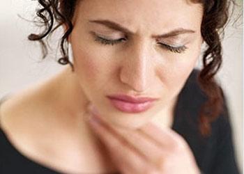感冒喉咙痛怎么办