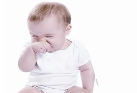 感冒难受小孩可爱图片