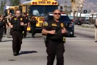 美国小学发生枪击