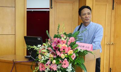 郑东辉教授作学术报告--《系统性红斑狼疮达标治疗技巧》.png